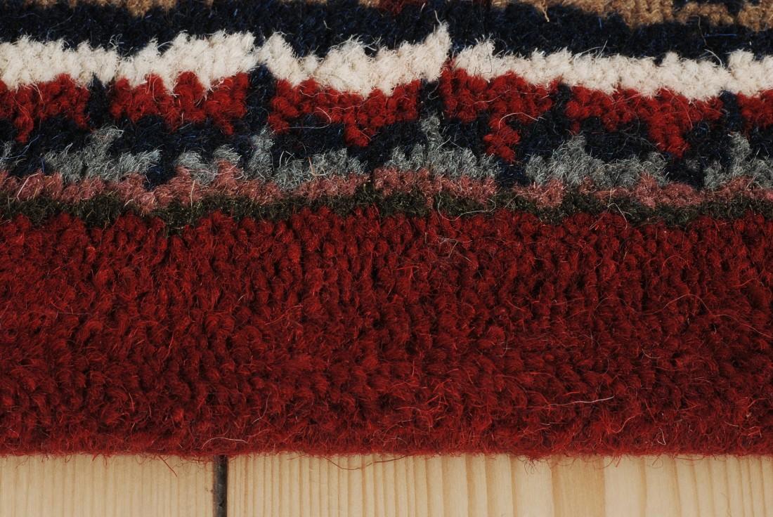 Teppich Klassikerhandgeknüpfter Teppich mit klassischer