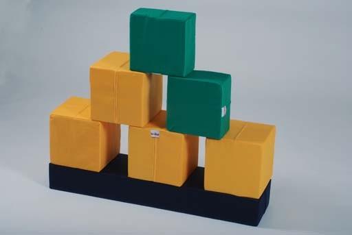 bausteine schaumstoff f r kinder pro set 3 ebay. Black Bedroom Furniture Sets. Home Design Ideas